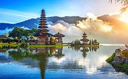 Bali Tempel Kultur Urlaub