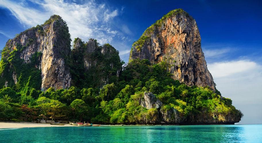 Asien Badeferien günstig buchen Schweizer Reisebüro