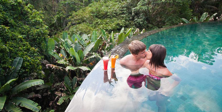 Flitterwochen Asien Bali Special
