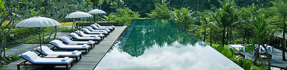 Bali Ferien, die besten Hotels