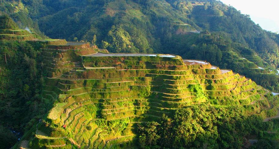 Banawan Reisterrassen Philippinen traumahfte Reisen