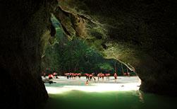 Emerald Cave Koh Muk Thailand