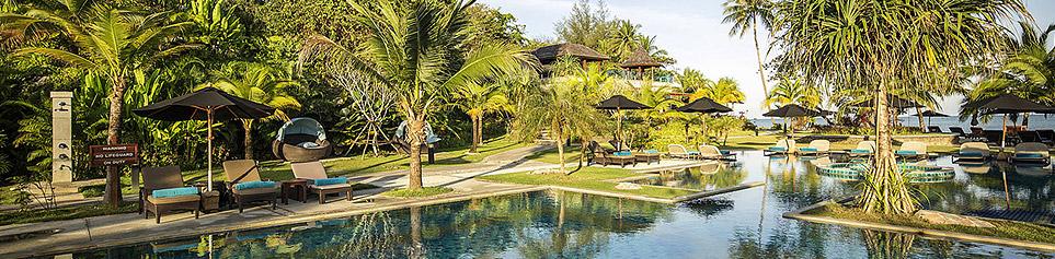 Khao Lak Hotels und Ferien
