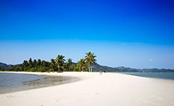 Traumstrand Insel Koh Yao Yai, Thailand