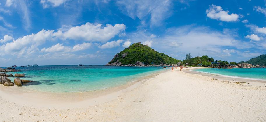 Thailand Ferien - Insel Ko Tao