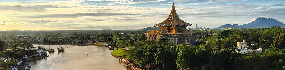 Kuching Malaysia nicht lotusreisen