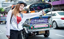 Öffentlicher Verkehr in Thailand