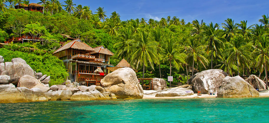Thailand Hotel Strand