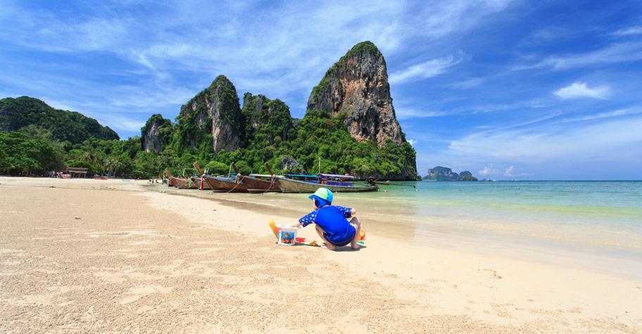 Kinder Ferien Thailand günstig nicht Kuoni