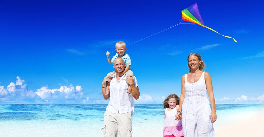 Familien Ferien Thailand günstig nicht Kuoni
