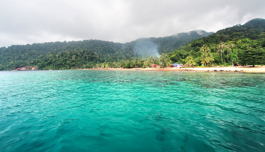 Tioman Islands Tauchparadies auf Malaysia