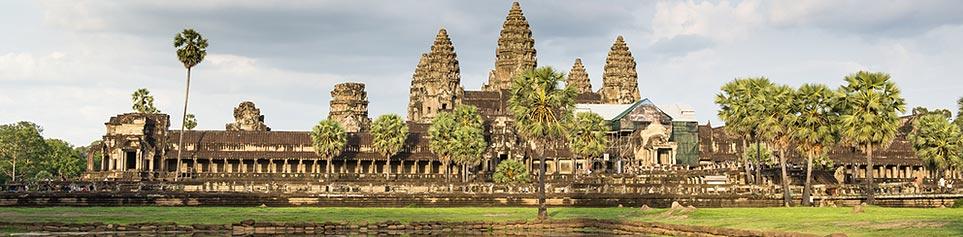 Angkor Wat Reisen