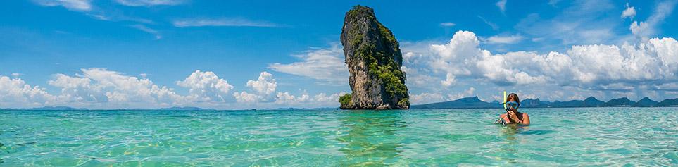 Schnorcheln Thailand